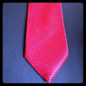 Jones Of New York Red Tie